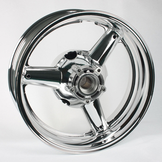 Aftermarket 6.0 X 17 Inch Motorcycle Rear Wheel