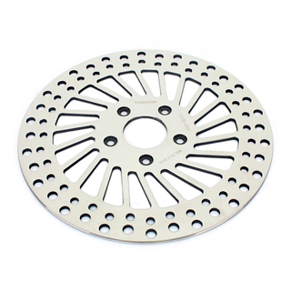 420 Stainless Steel Front Right Motorcycle Harley Brake Disc