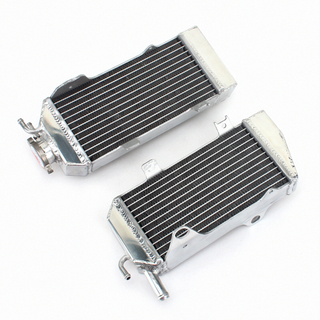 Full Aluminum Motorcycle Radiator for Dirt Bike