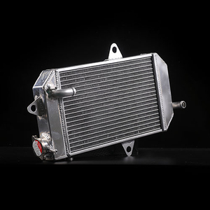 Aftermarket Aluminum ATV Radiator For Honda TRX 450R