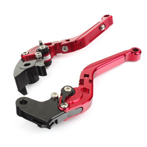 Aluminum Motorcycle Hand Levers For Bajaj Pulsar 180 200 220