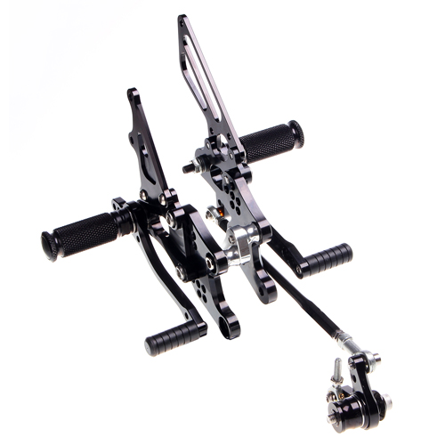 CNC Billet Aluminum Alloy 6061 Motorcycle Rearsets