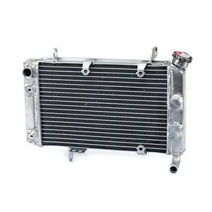 Aluminum ATV Radiator for Suzuki