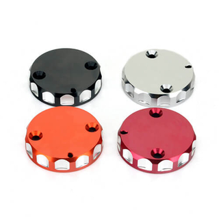 Custom Made Aluminum Motorcycle Brake Reservoir Cap