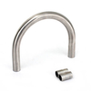 Stainless Steel Cafe Racer Seat Frame Loop