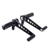 Aluminum Alloy Universal Cafe Racer Footpegs Rearsets