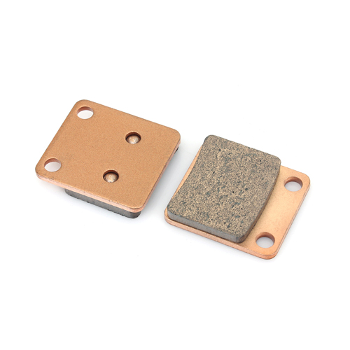 OEM Replacement Motorcycle Front or Rear Brake Pads
