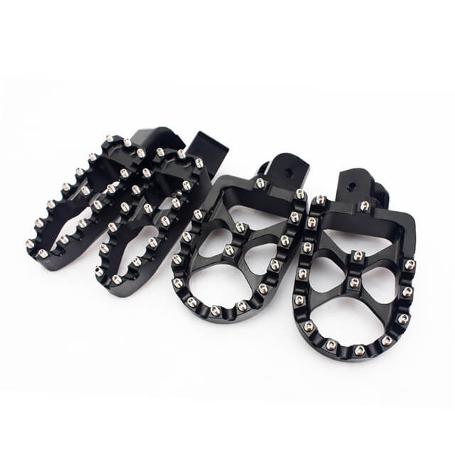 Wholesale Aluminum Custom Front And Rear Motorcycle Footpegs for DUCATI