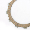 150mm Wholesale Street Bike Paper Based Clutch Plate for Honda And Kawasaki