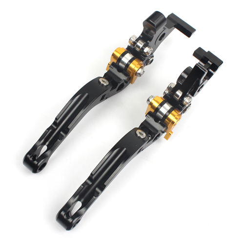 CNC Billet Motorcycle Levers For Aprilia RSV4 Tuono