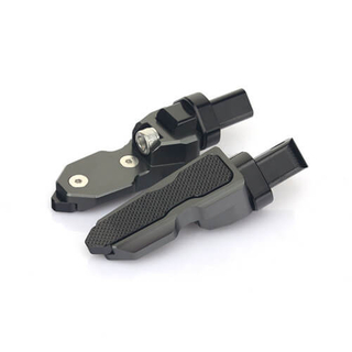 Aluminum Custom Motorcycle Foot Pegs For Suzuki GSX250R