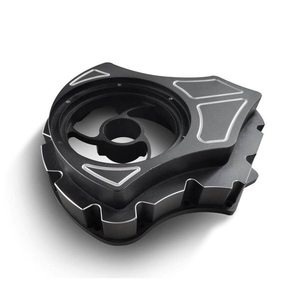 Customized motorcycle transmission side cover hot sale engine clutch cover