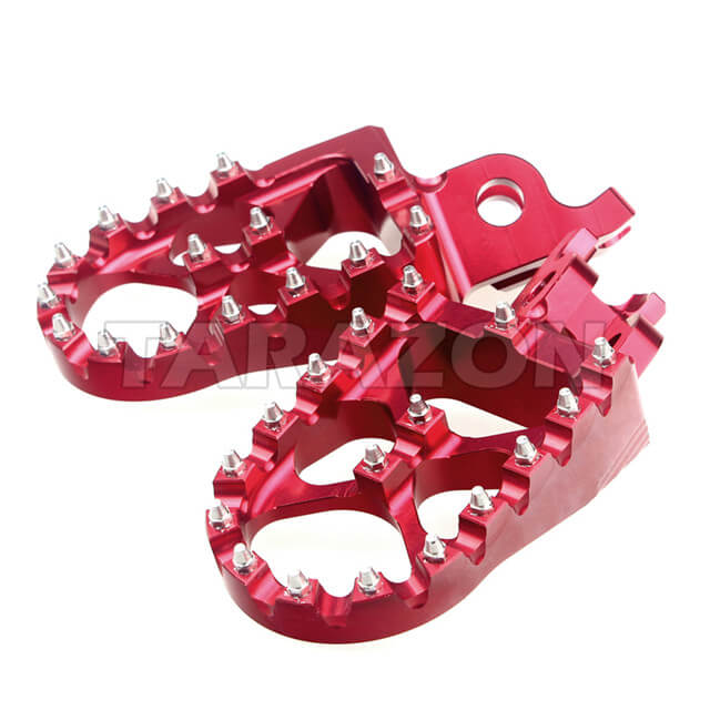 Wholesale Aluminum Custom Front Motorcycle Floding Footpegs
