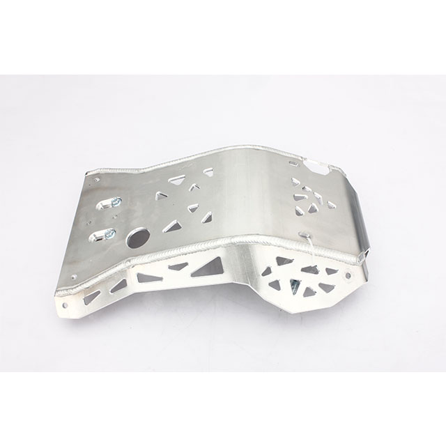 Motorcycle Aluminum Custom Skid Plates For Sale
