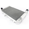 Custom Aftermarket Motorcycle Aluminum Radiator For Kawasaki