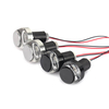 Aluminum Alloy Cafe Racer LED Turn Signal Lights