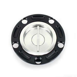 Quick Release Aluminium Custom Motorcycle Gas Cap