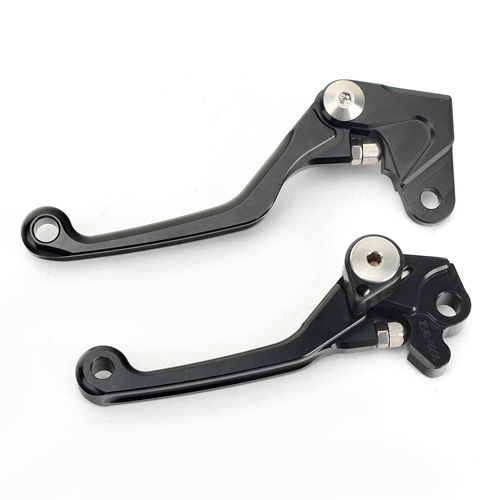 Custom Motorcycle Clutch and Brake Levers