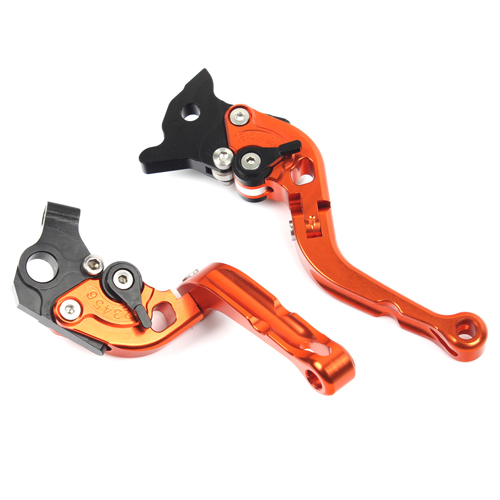 Aluminum Motorcycle brake and clutch levers For Aprilia RSV 1000 R Mille