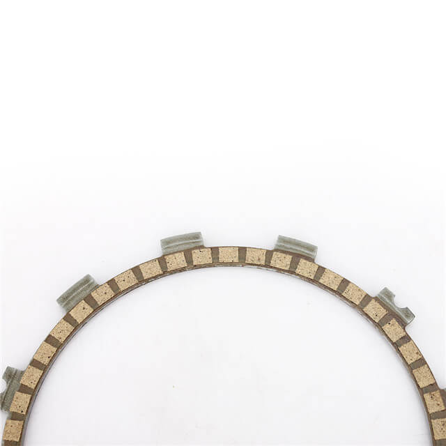 High quality Paper Based Material Motorcycle Clutch Friction Plate for YAMAHA / KAWASAKI