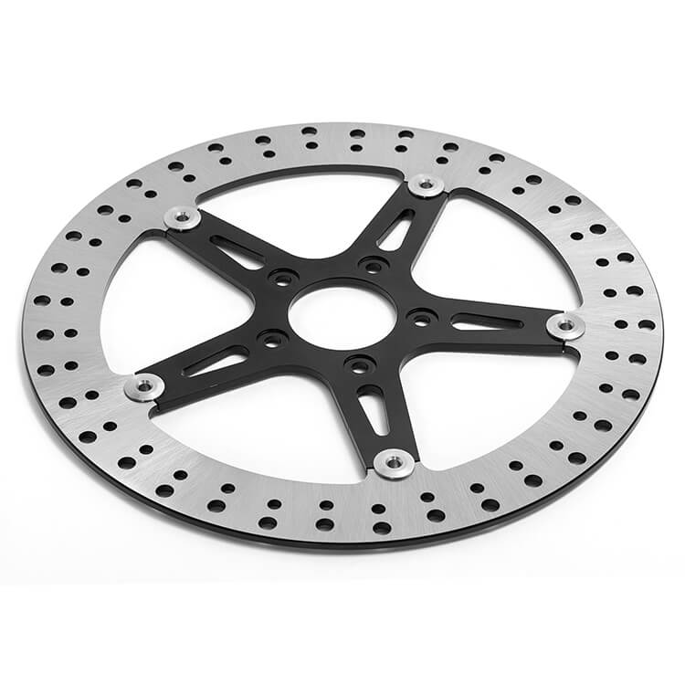 TARAZON Motorcycle Big Brake Rotor Front Rear Disc for Harley Sportster Softail Touring