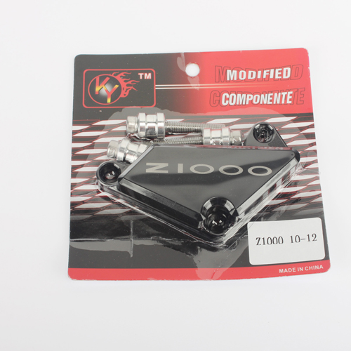 CNC Billet Aluminum And POM Motorcycle Engine Crash Slider Protectors