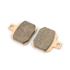 Copper Base Sintered Brake Pads Motorcycle