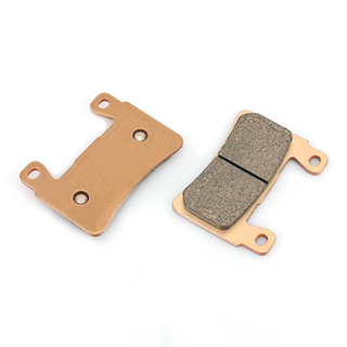 Superior Fade Resistance Motorcycle Brake Pad Replacement