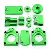 Aluminum Billet Dirt Bike Bling Kits for Kawasaki