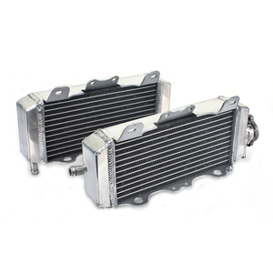 YAMAHA YZ250F WR250F BRACED ALUMINUM DIRT BIKE RADIATOR