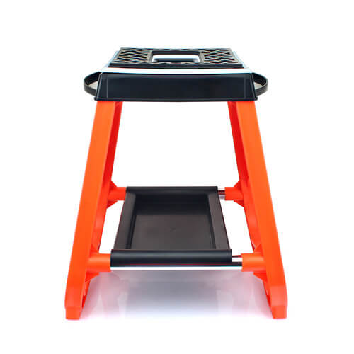 Custom Plastic Dirt Bike Stand For Sale