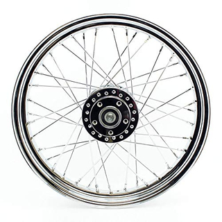 New Product 19*2.5 inch Spoke Wheel Sets For Harley Davidson