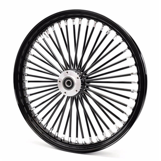 21*3.5 inch Steel Spoke Wheel Sets For Harley Davidson