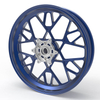 Cnc Machining Aluminum Motorcycle Forged Wheels