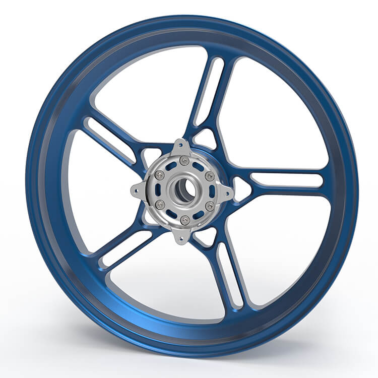 Motorcycle Forged Wheels for Racing Bike