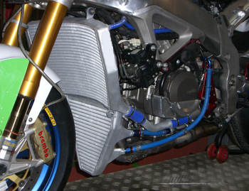 Motorcycle Racing Radiators