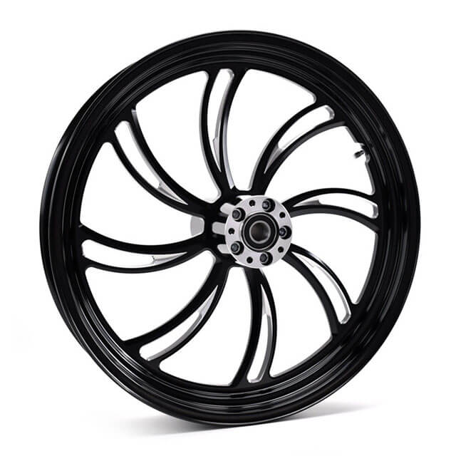 Custom 21 Inch Forged Aluminum Wheel Sets For Harley Davidson