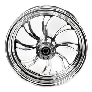 For Harley Davidson High Quality Forged Aluminum Front Wheel set