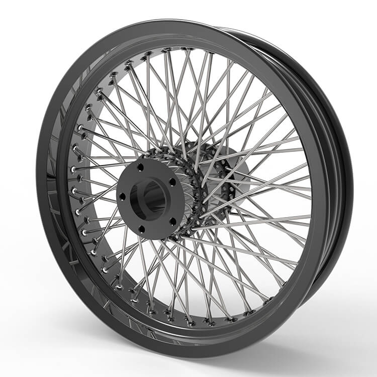 2019 New Design Custom 17 Inch Harley Wheels