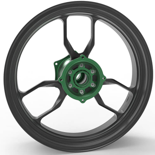 High Performance Forged Aluminum Motorcycle Wheels